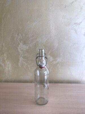 Бугельная бутылка 0,5 литра
