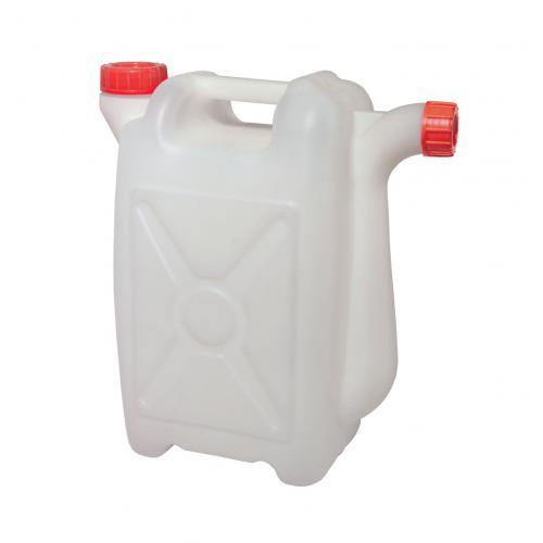 Канистра для воды со сливом 25 литров