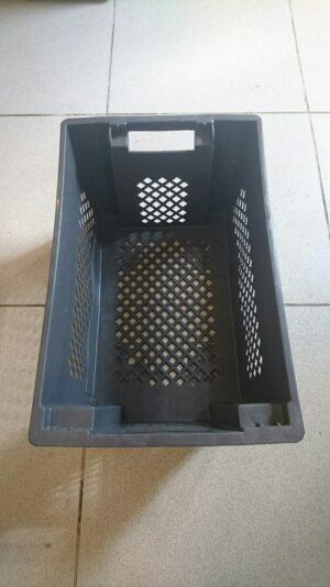 Ящик мясной пластиковый 600x400x300 мм
