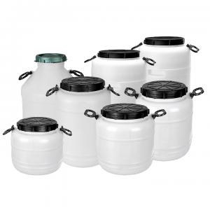 Пластиковые бидоны для воды, молочные