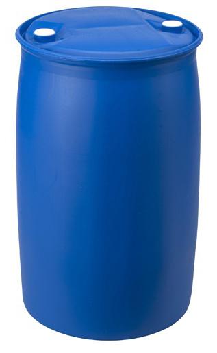 Бочка 227 литров бу с двумя пробками