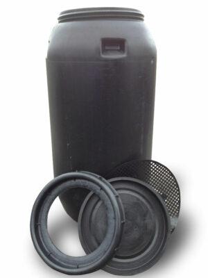 Бочка пластиковая бу из под огурцов 260 литров