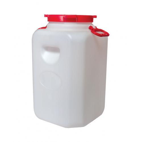 Бочка канистра пластиковая пищевая 50 литров