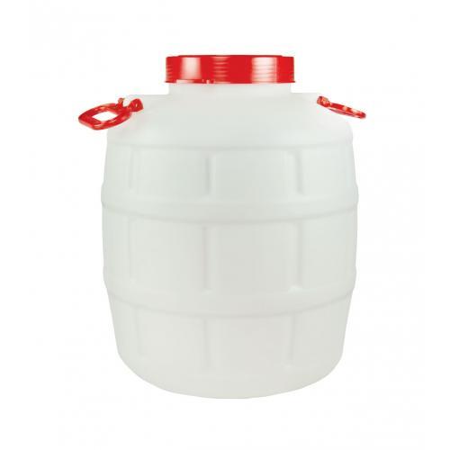 Бочка с крышкой 50 литров