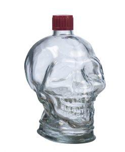 """Бутылка 1 л """"Череп"""""""