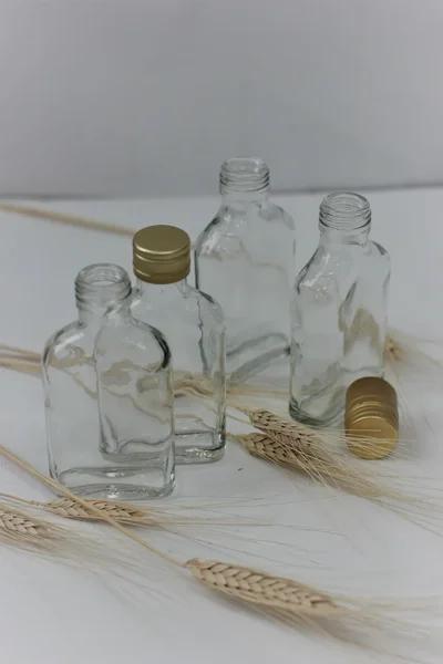 Бутылка Фляжка 0.1