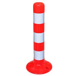 Гибкие парковочные столбики 750 мм (ссу750)