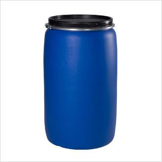 Пластиковая бочка 227 литров