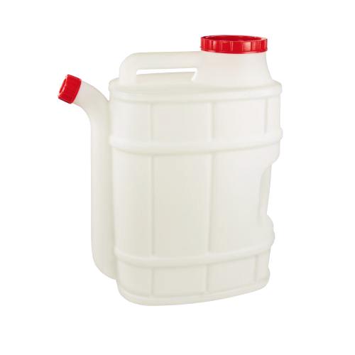 Канистра 20 литров для воды широкая горловина со сливом