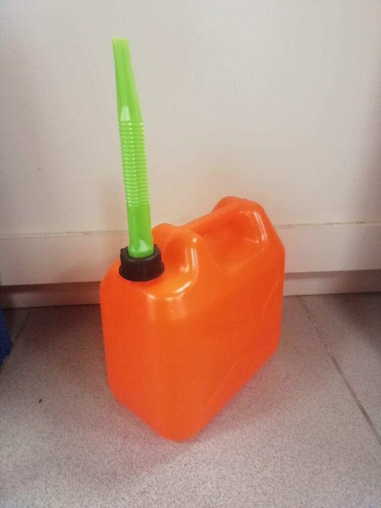 Канистра для ГСМ 20 литров