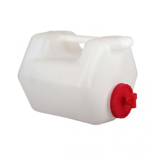 Канистра с опорной стороной 20 литров (с краником)