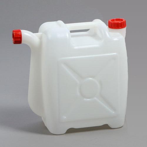 Канистра со сливом 15 литров для питьевой воды