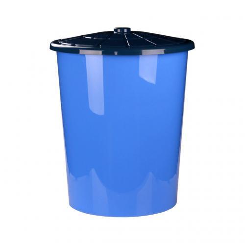 Пластиковый бак для воды с крышкой 100 литров