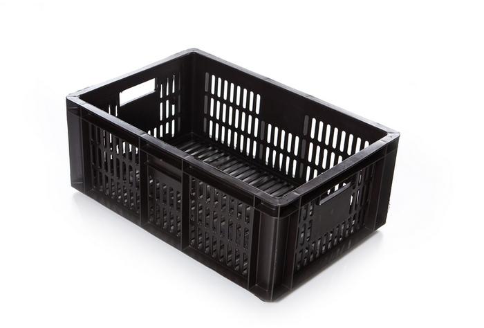 Ящик под овощи пластиковый 600х400х235 мм