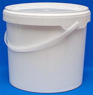 Пластиковое ведро на 10 литров