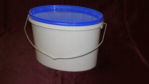 Пластиковое ведро 11,3 литра