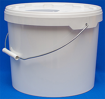 Пластиковое ведро 11,8 литра