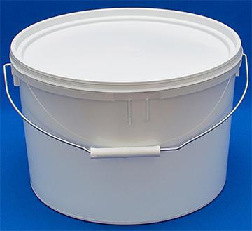 Пластиковое ведро 15 литров