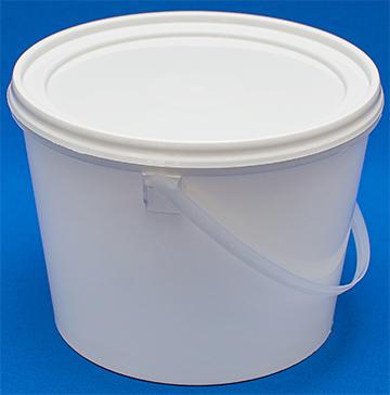 Пластиковое ведро 2 литра