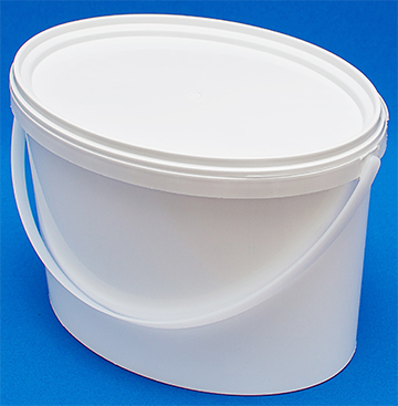 Пластиковое ведро 5,5 литров