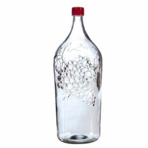 """Бутылка 2 л """"Винная""""Виноград"""""""