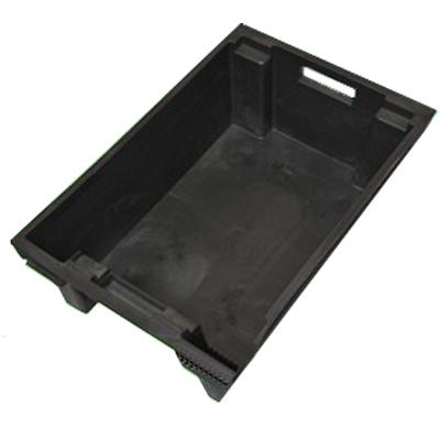 Пластиковый ящик 600x400x200 мм сплошной