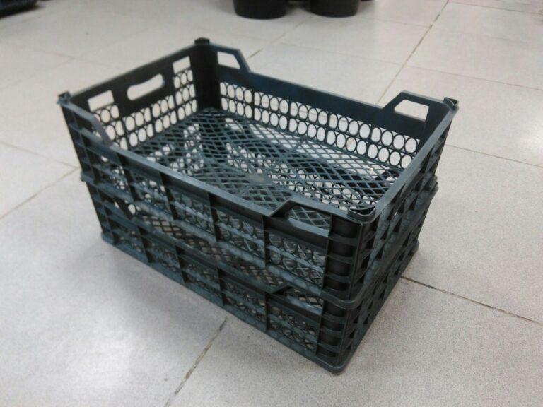 Пластиковые ящики бу 600400150 мм